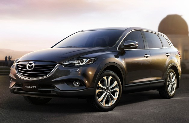 A very likable design, the KODO influence on the new Mazda CX-9 looks superb.