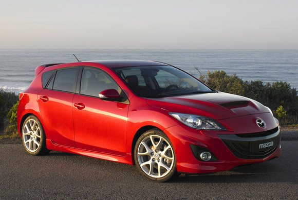 A wolf to look at, a lamb to handle - the Mazda3 MPS.
