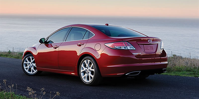 This is the sedan version of the Mazda6 Diesel; a hatchback and a wagon variant are also available.