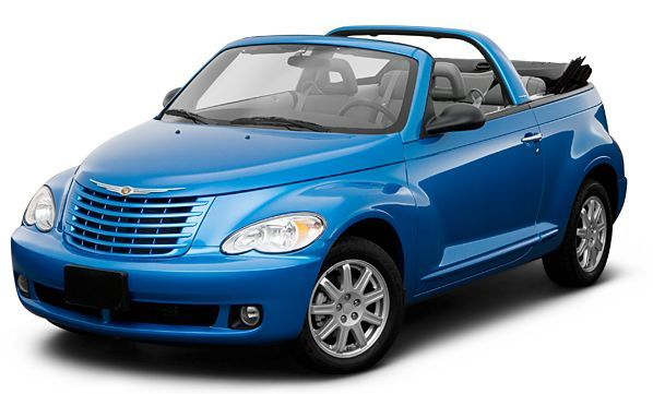 new chrysler pt cruiser cabrio. Black Bedroom Furniture Sets. Home Design Ideas