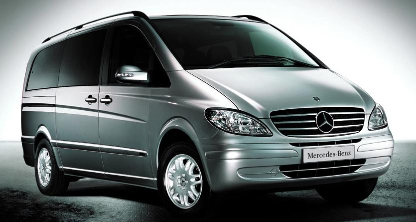New mercedes viano private fleet for Mercedes benz roadside assistance free