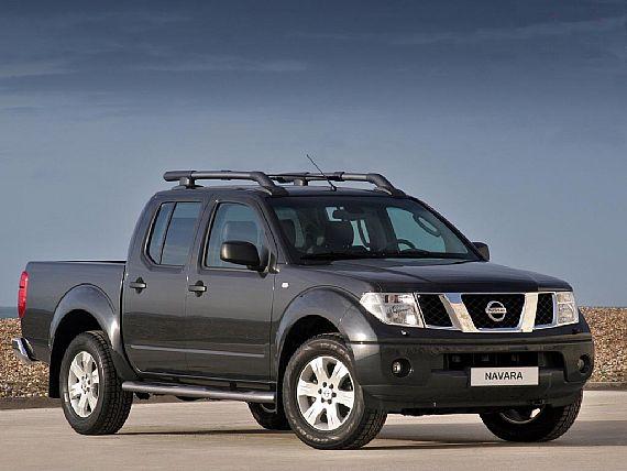New Nissan Navara D40