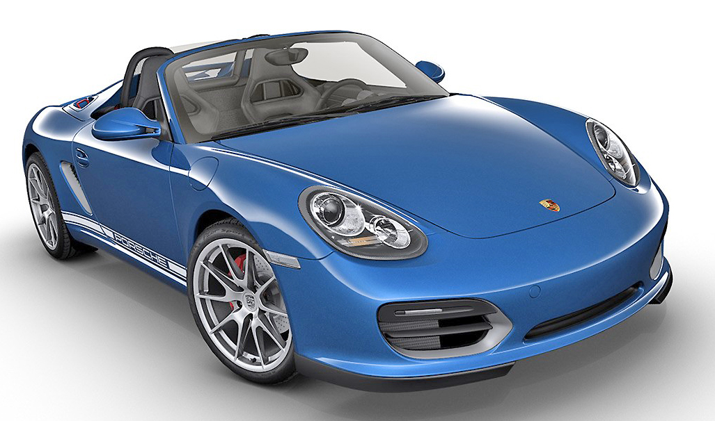 Dynamic on paper and dynamic on the road, the Porsche Boxster is the most complete Roaster.