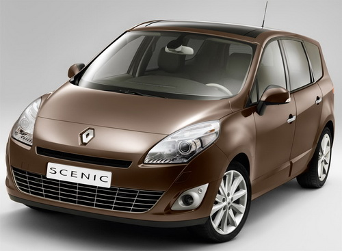 The Renault Grand Scenic is able to carry six passengers and one driver in style and comfort.