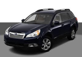 The nice looking Subaru Outback is super safe and stylish.
