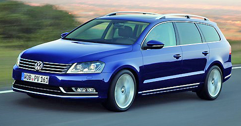 Clean lines, leather, top class build quality and driving pleasure belong to the new Volkswagen Passat Wagon.