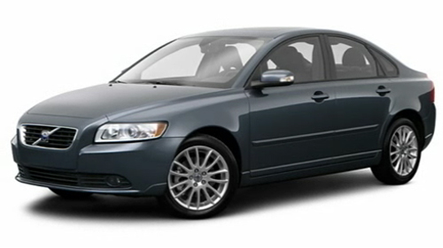 The smooth looks of the Volvo S40 T5 belie the beast under the bonnet.