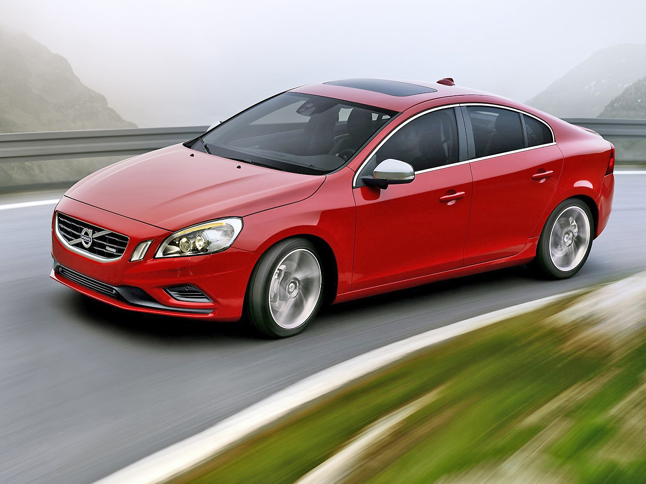 Enter any best looking car competition, and the new Volvo S60 won't be far off the podium.