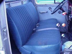 Bench Seat defined