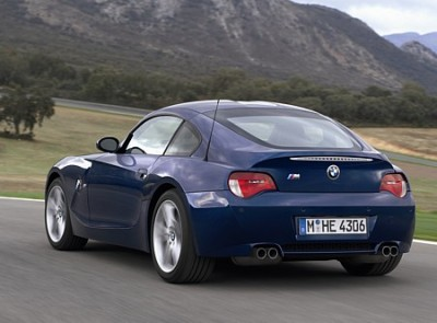 Bmw Z4 Coupe Review Private Fleet