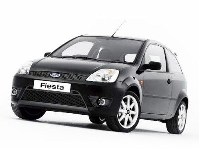 Ford Fiesta Zetec S (UK)