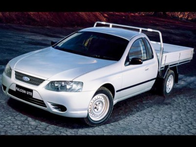 Ford Falcon Ute Review Private Fleet