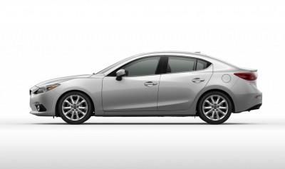 Mazda3 Sedan Exterior