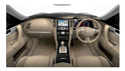 Infiniti QX70 Interior