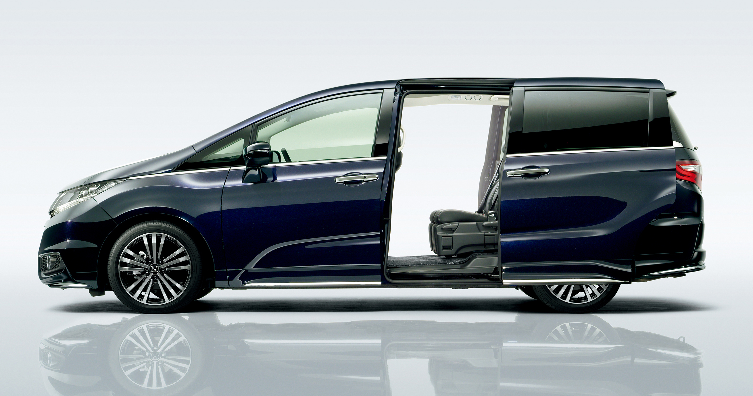 honda odyssey 2014 private fleet. Black Bedroom Furniture Sets. Home Design Ideas
