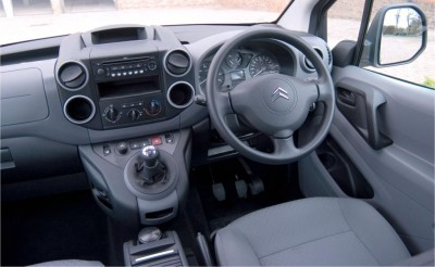 Citroen Berlingo Interior
