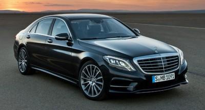 Mercedes Benz S-Class Diesel