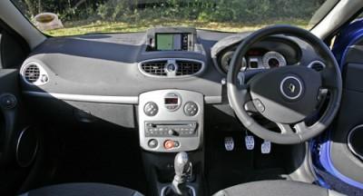 Renault Clio GT Interior
