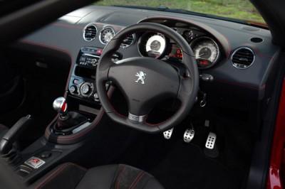 Peugeot RCZ R Interior