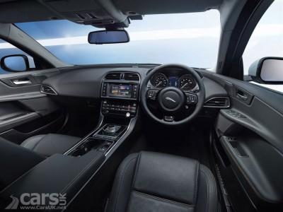Jaguar-XE-interior