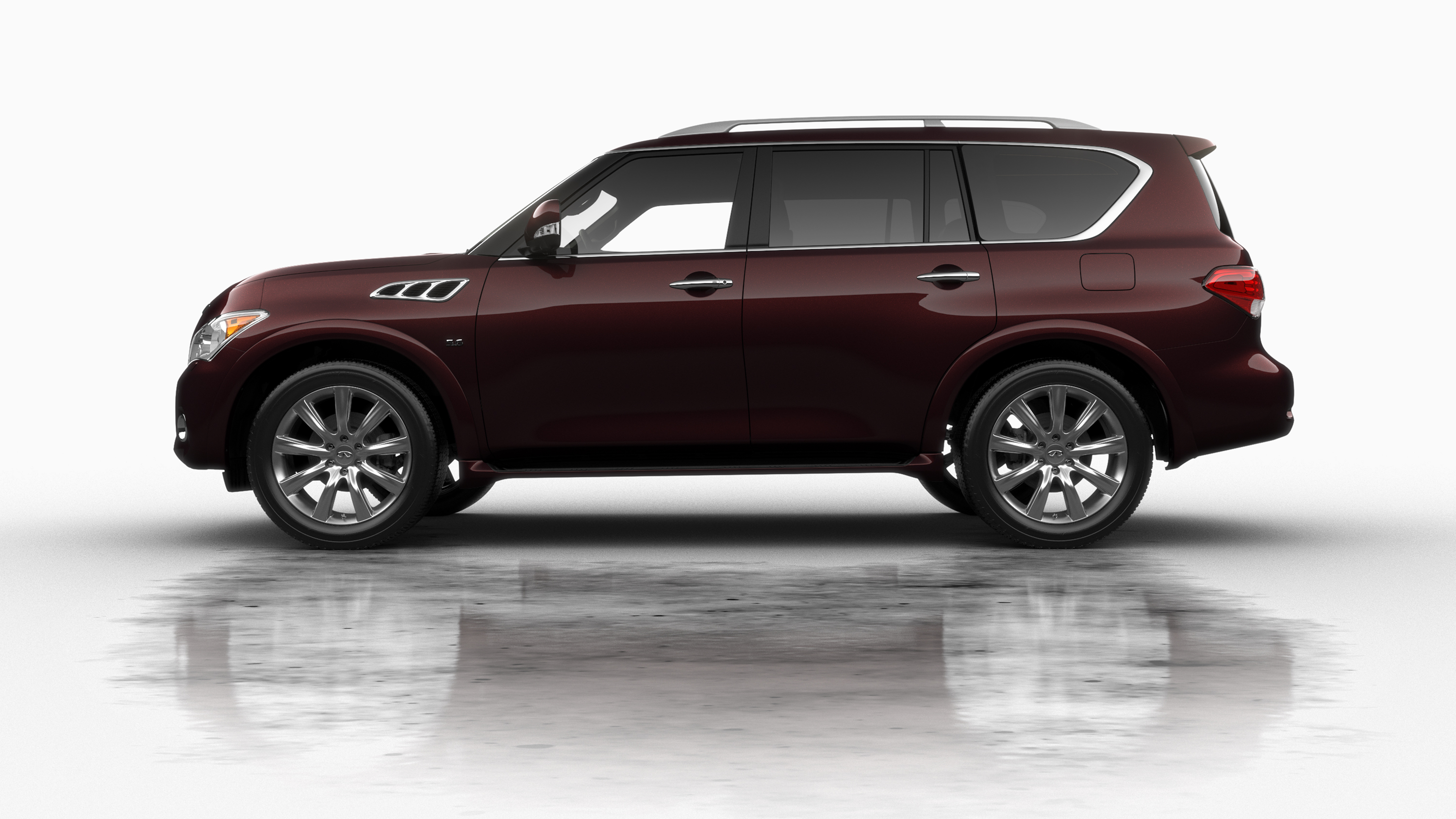 Infiniti Qx80 Private Fleet