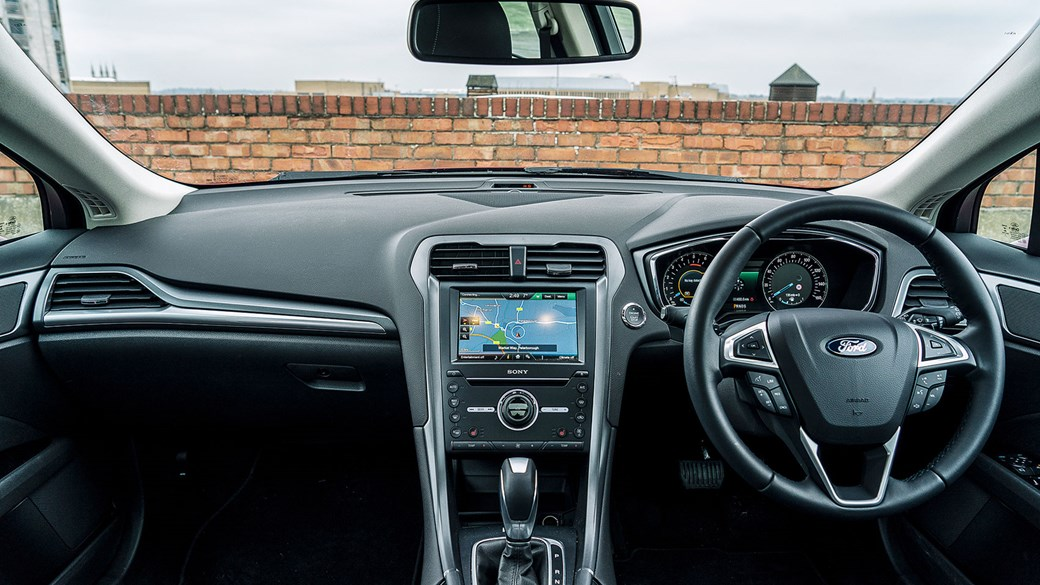 Ford mondeo wagon private fleet - Ford mondeo interior ...