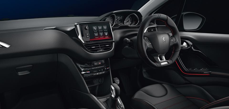 Peugeot 208 gt line for Interieur 308 allure