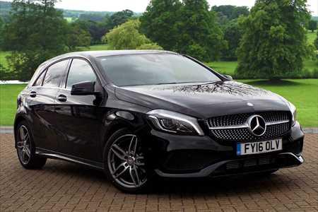 Mercedes benz a class diesel for Mercedes benz us open