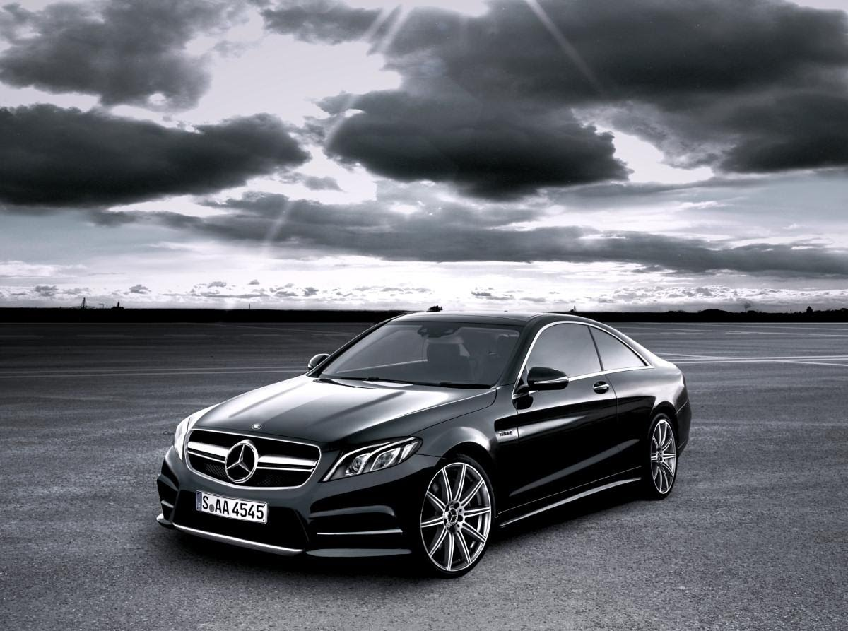 Mercedes benz c class coupe petrol for Mercedes benz c class coupe 2016
