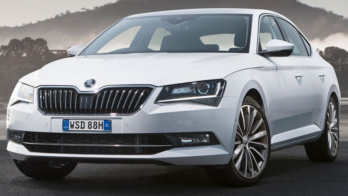 skoda superb diesel. Black Bedroom Furniture Sets. Home Design Ideas