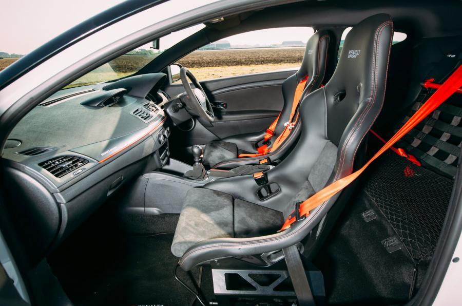 Renault megane rs for Interior renault megane