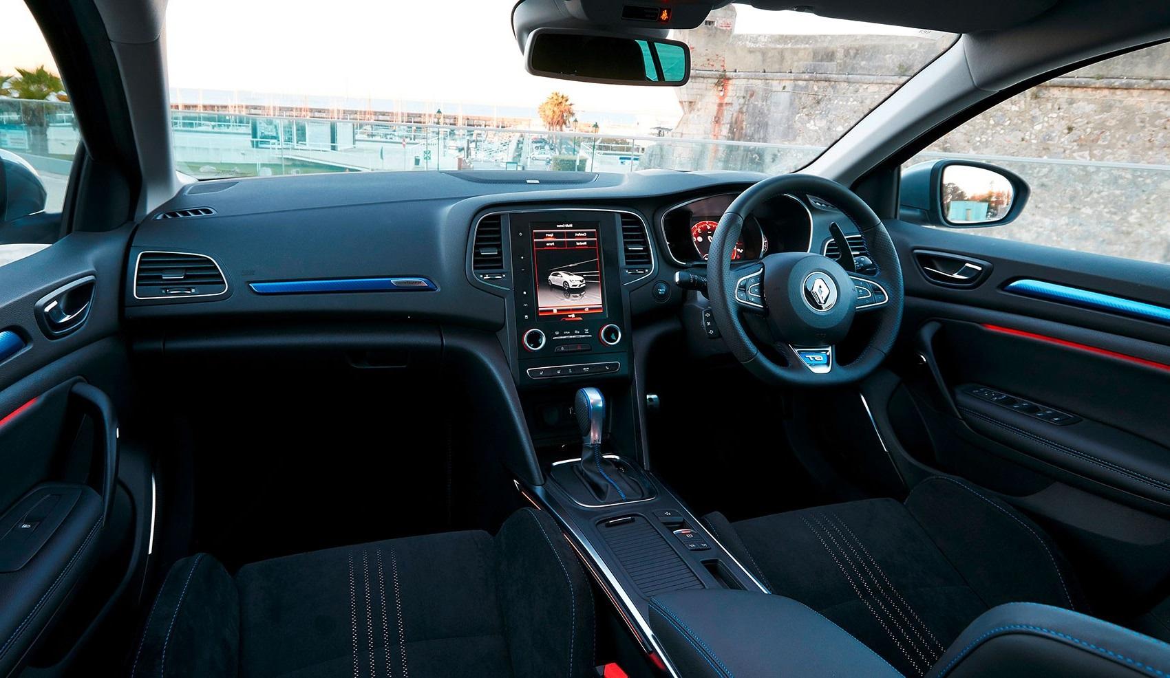 Renault megane hatch for Interior renault megane