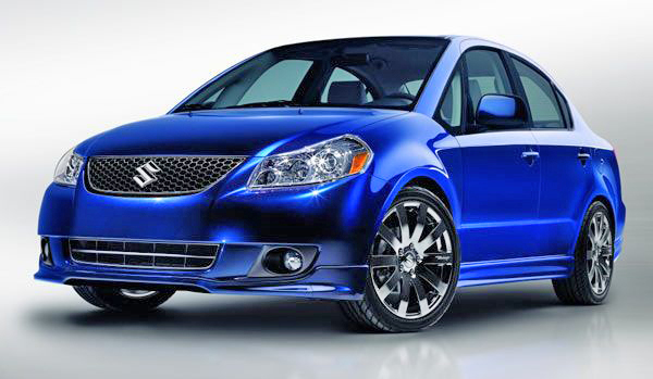 Suzuki SX4 models are punchy, comfortable cars. They look good, too, and are very practical.