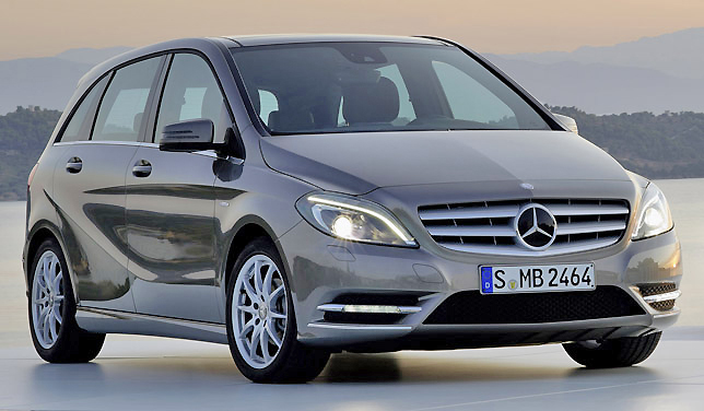 So smooth, the Mercedes Benz B-Class tops its rivals. The blend of B-Class power, space, luxury and safety are beyond the reach of competitors.