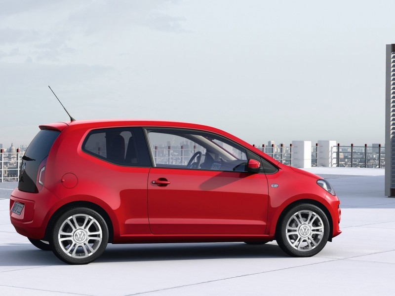 Take the Volkswagen Up for a run, and the ride quality is excellent.