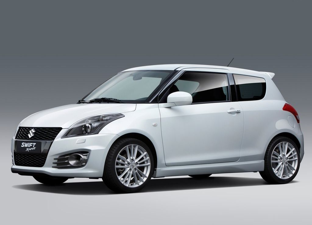 ... Suzuki Kizashi · SX4 Crossover AWD · Swift RE.2
