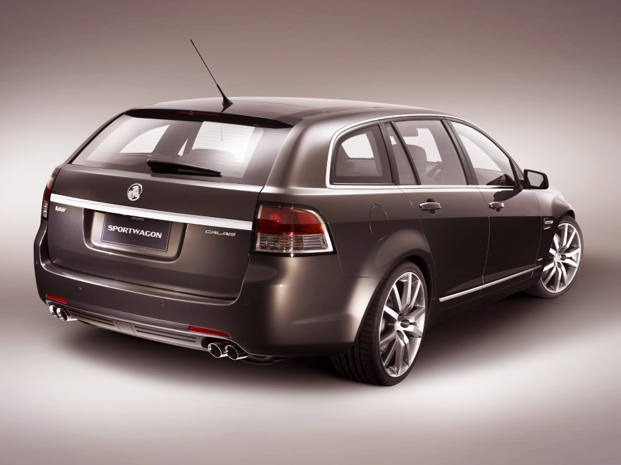 Holden Sportwagon Review  Private Fleet
