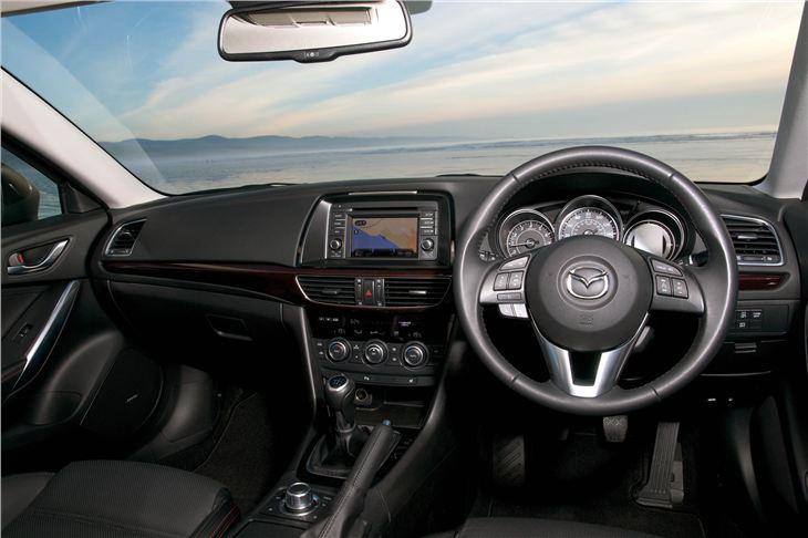 Mazda6 Sedan Review Private Fleet