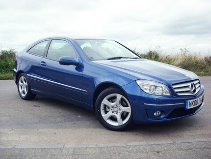 The Mercedes Benz CLC 200 is a classy-looking sports coupé with the performance to match.