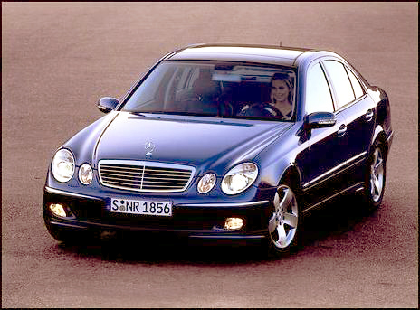 The Mercedes Benz E280 CDI is one of the most beautiful cars on Australia's roads.