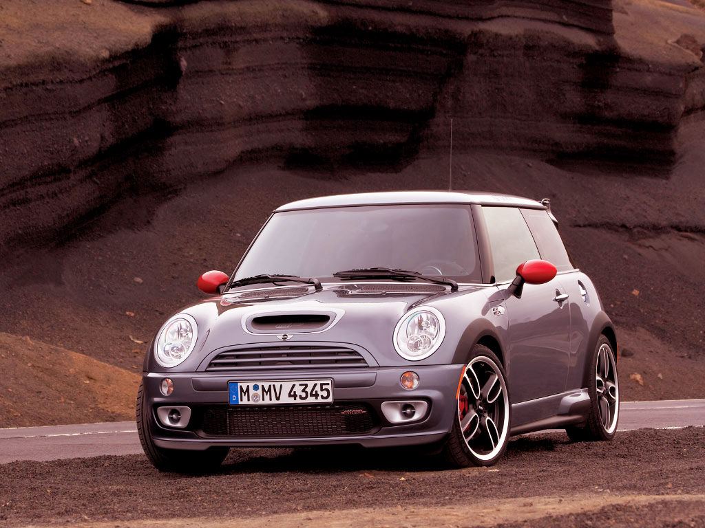 The Mini John Cooper Works may look (almost) like your regular Mini - but it certainly isn't!