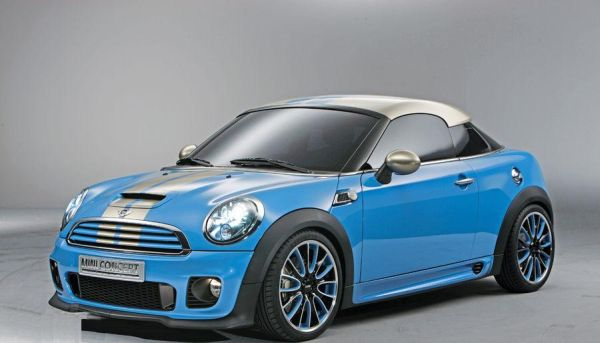 Extra racy and delightfully agile, the Mini Coupe is a winner.