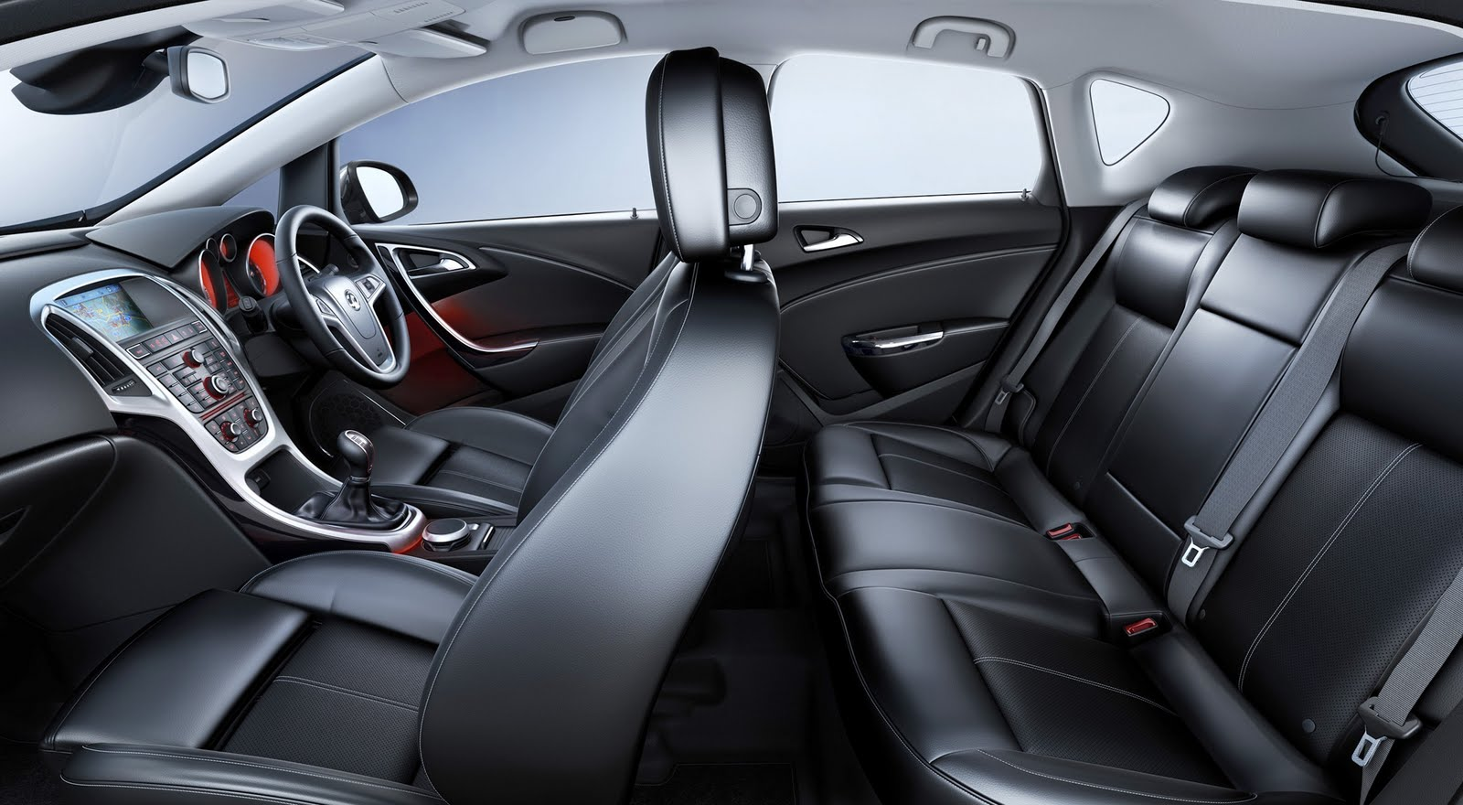 This a great cabin for entertaining. The new Opel Astra Sports Tourer ans Select Sports Tourer.