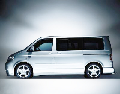 vw transporter review