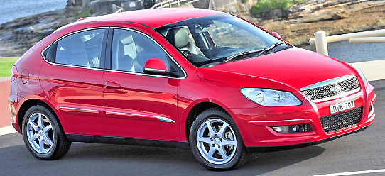 Smooth lines, luxury features and a very tempting price make the Chery J3 a nice little car.