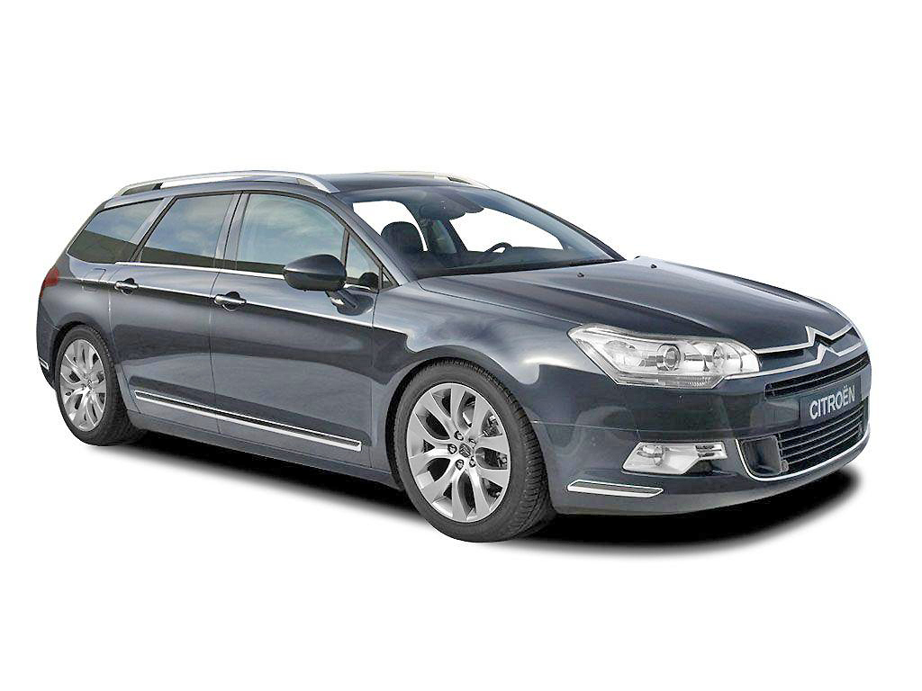 A very smooth wagon in its looks and the way the Citroen C5 Tourer rides.