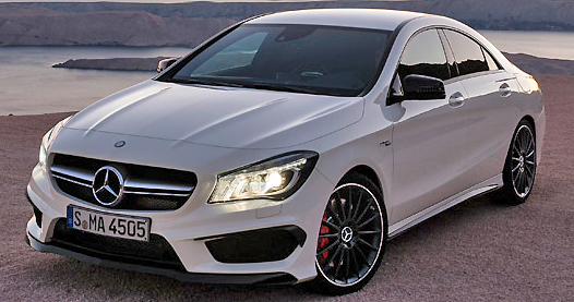 ... Many Other Northern European Car Manufacturers, Uses A System Of  Numbers And Letters To Name The Vehicles It Produces. With The Mercedes Benz  CLA Coupe, ...