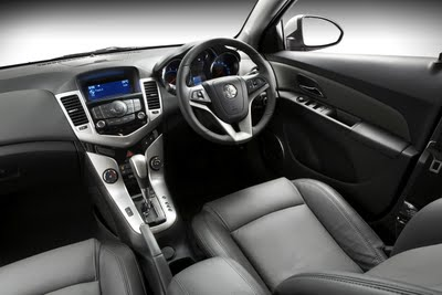 Cruze Hatch Review Private Fleet