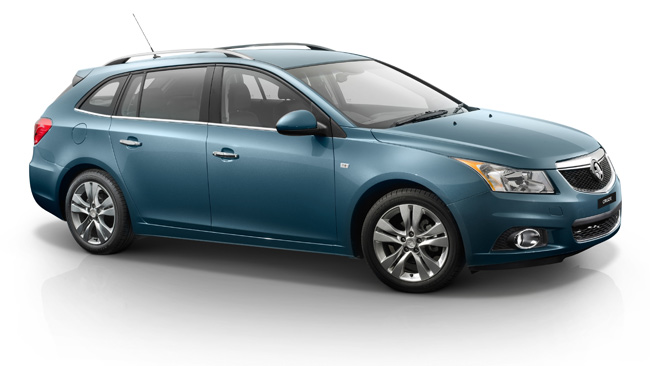 The new Holden Cruze Sportwagon is a nice drive with added space.
