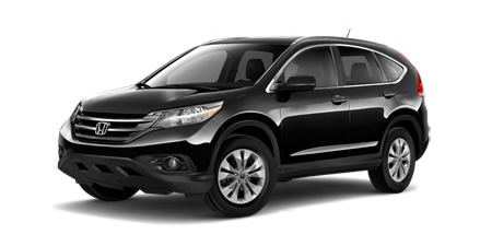 All class and refinement, the new Honda CR-V 2WD impresses.